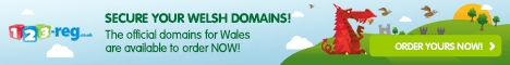 WALES domain Registration